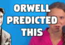 George Orwell PREDICTED Greta Thunberg
