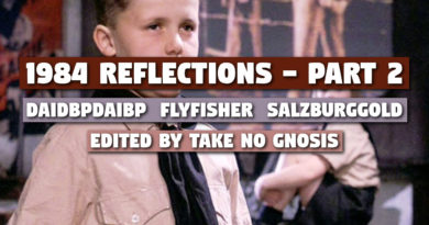 '1984 Reflections – Part Two' by SG, DD, FF and TNG