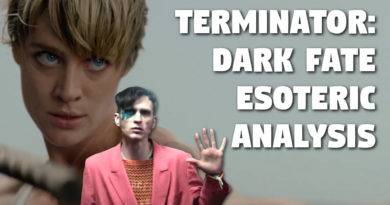 Esoteric Interpretation of 'Terminator: Dark Fate'