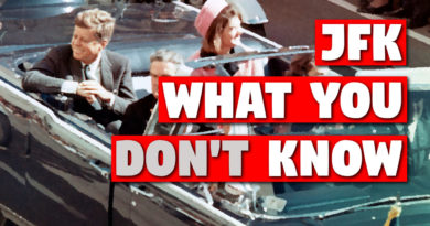 JFK Assassination: What You DON'T Know