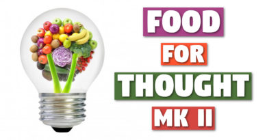 Food For Thought – Mk II