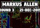 JLB Chats with Markus Allen – Round 3 (21-Dec-2019)