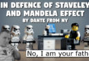 'In Defense of Brian Staveley' by Dante from NY