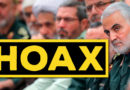 Qassem Suleimani Assassination Hoax