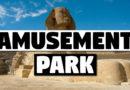 'Ancient Egypt' is an Amusement Park