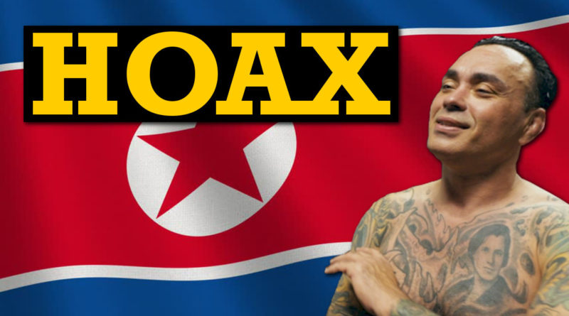 North Korea fake country