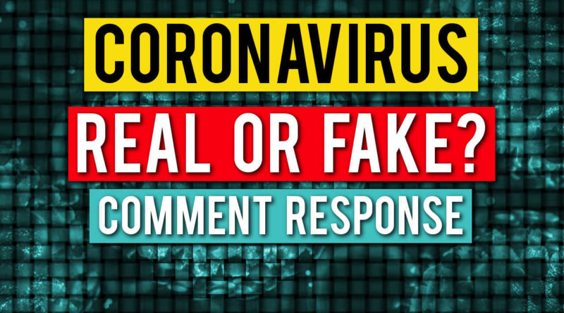 Coronavirus real or fake
