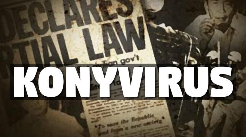 Cornavirus is Konyvirus