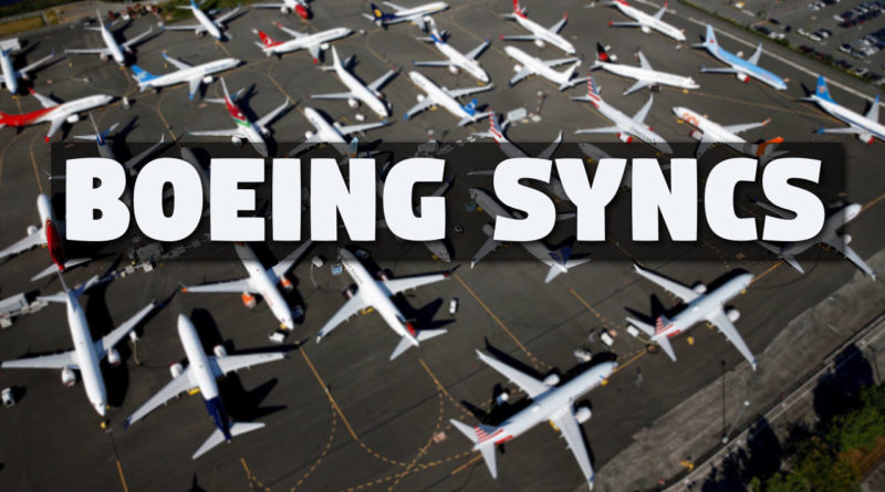 Boeing synchronicities or coincidences