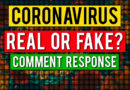 Covid-19 also known as coronavirus is either real or a hoax, let's look at the news