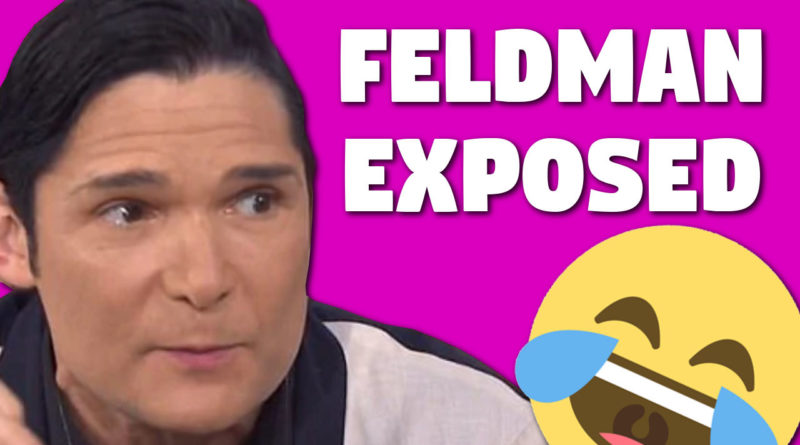 The Corey Feldman Fail