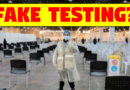 Coronavirus testing may be fake