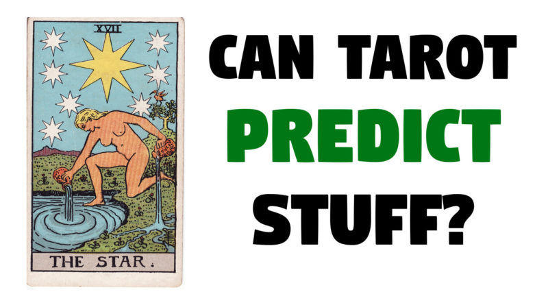 Can Tarot make accurate predictions?