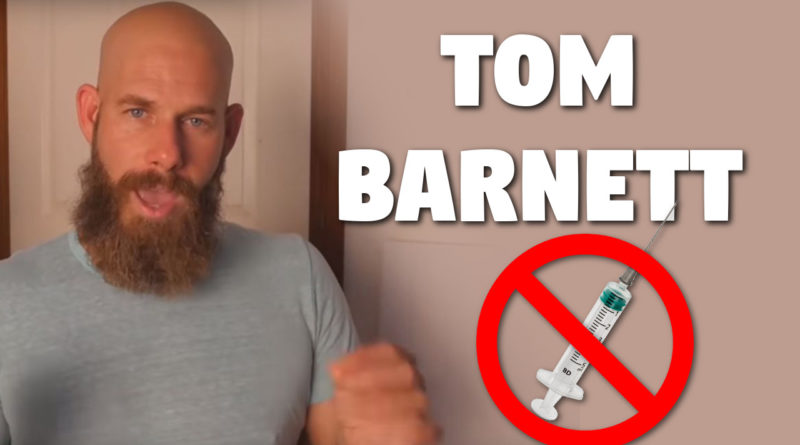 Tom Barnett speaks about vaccines and viruses