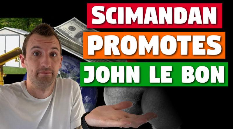 SciManDan promotes John le Bon