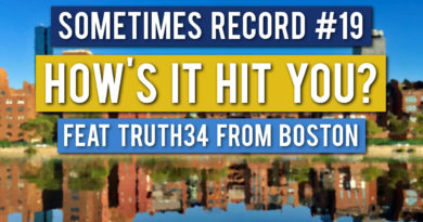 Sometimes Record #19   How's It Hit You? (7-Apr-2020)