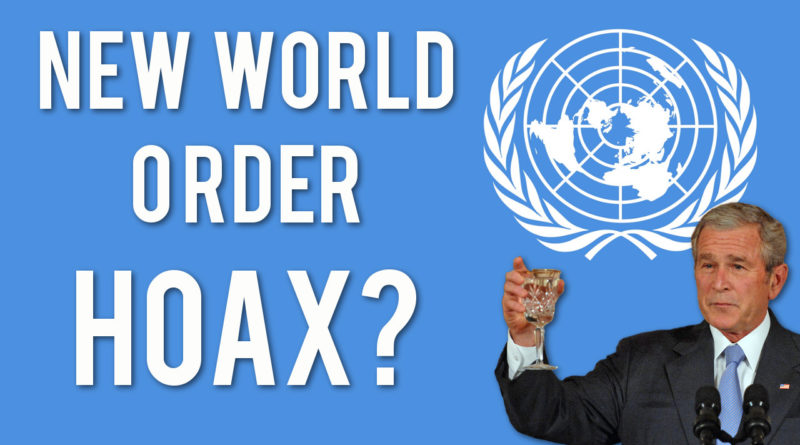 United Nations New World Order website