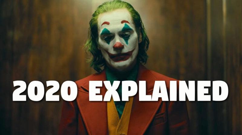 The Joker and the Clown World