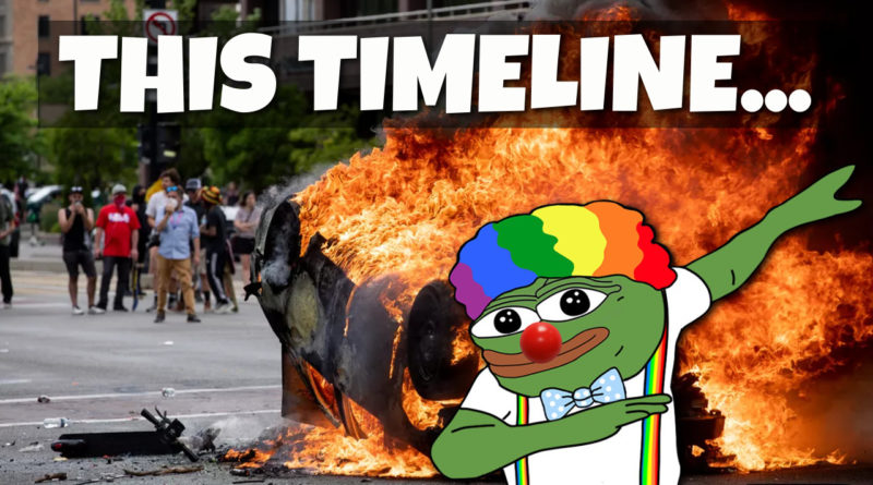 2020 Timeline is crazy