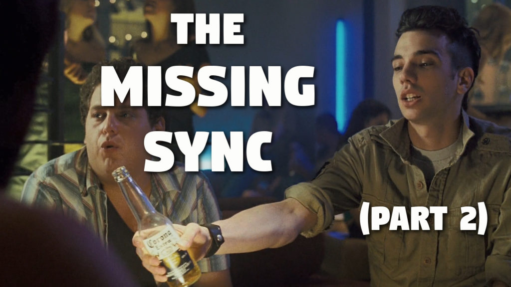 The Missing Sync