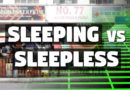 Sleeping vs Sleepless