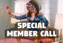 Special JLB Member Call