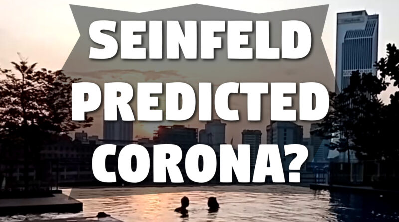 Seinfeld Predicted Coronavirus