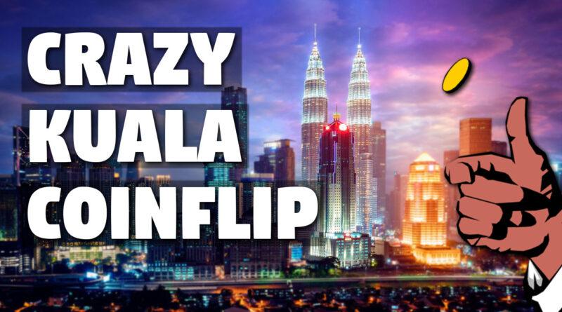 Kuala Lumpur is a crazy city