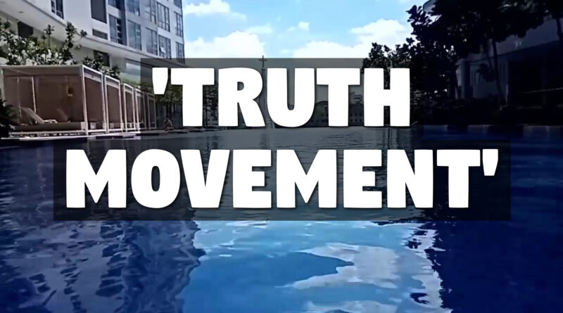 Why are you in the truth movement?