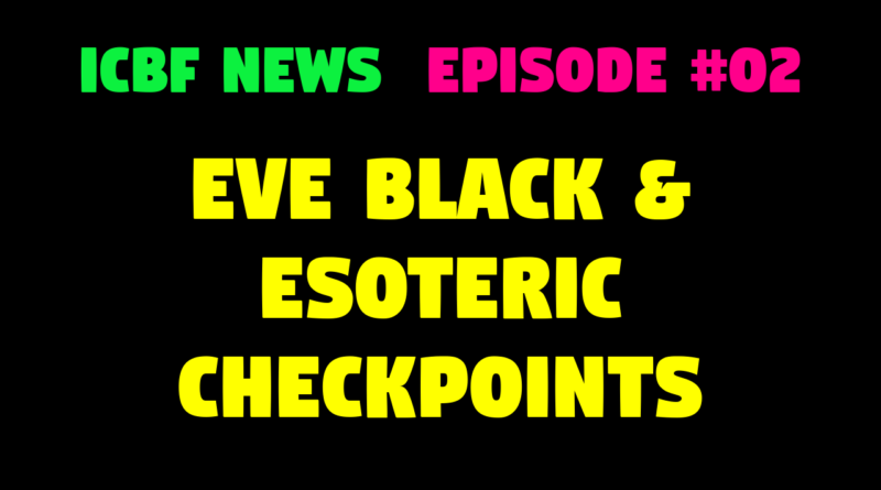 ICBF News - Eve Black