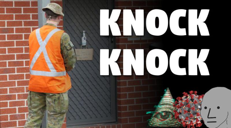 Australian military and coronavirus
