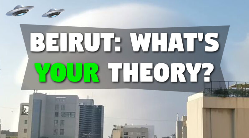 Beirut bombing conspiracy theory