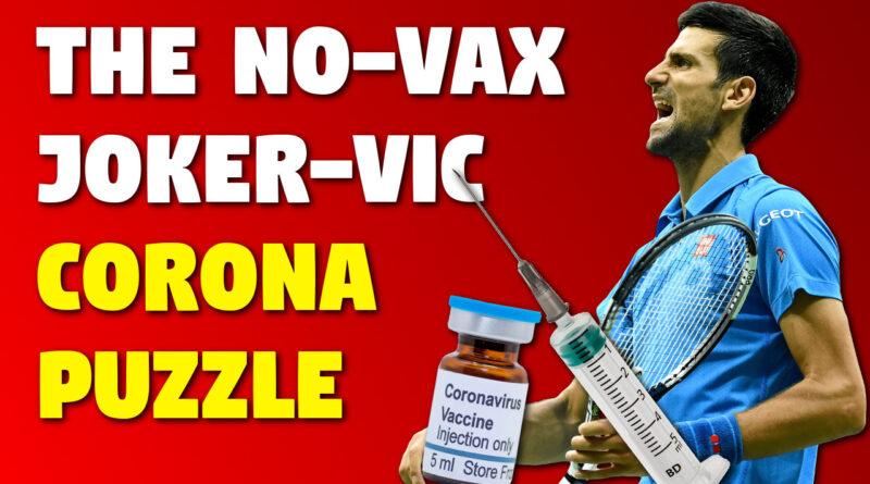 Novak Djokovic puzzle