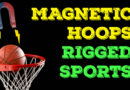 Magnetic Hoops & Rigged Sports