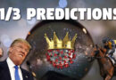 11/3 Predictions (and Consequences)