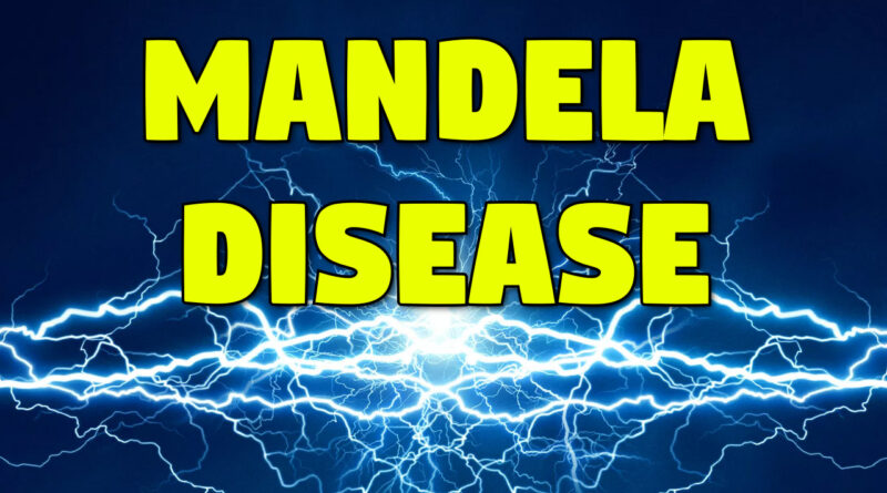 Mandela Effect and Electricity