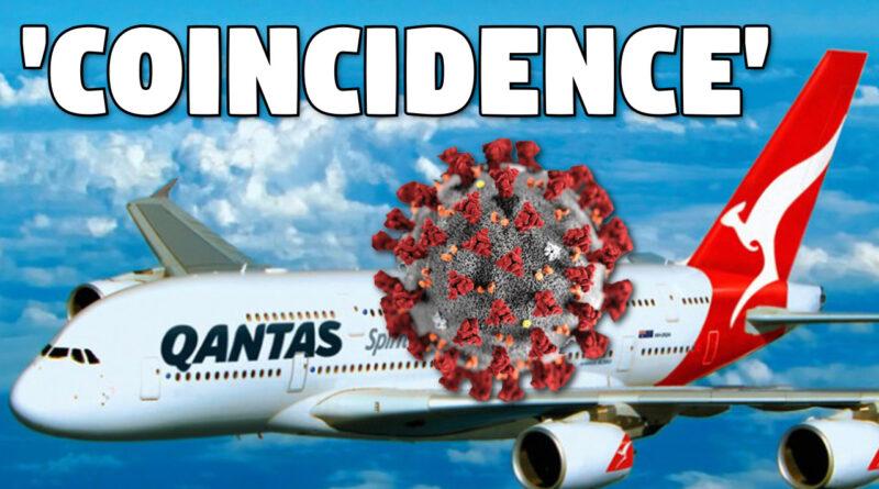 Melbourne Coronavirus Coincidence