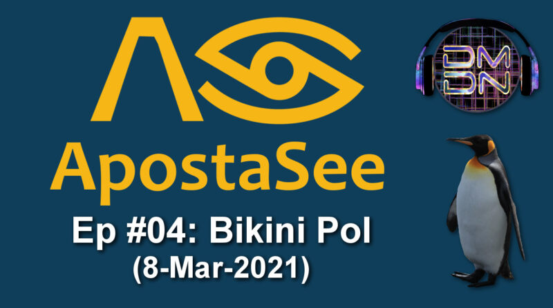 ApostaSee Show 04 Bikini Pol