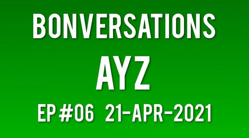 Ayz Twitter Bonversations