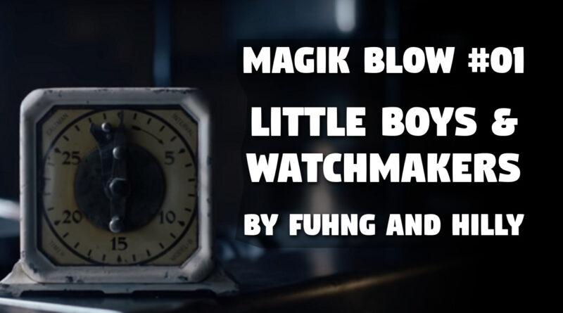 Magik Blow podcast