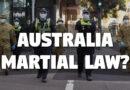 Martial Law Australia