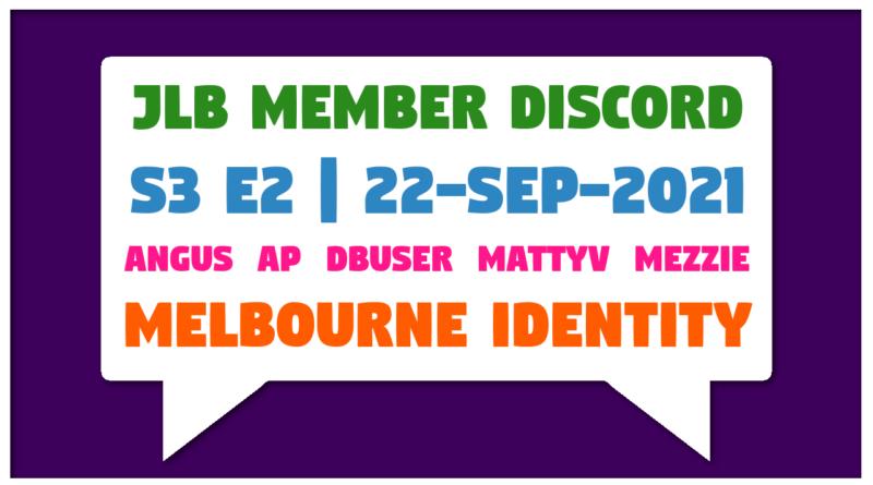 The Melbourne Identity
