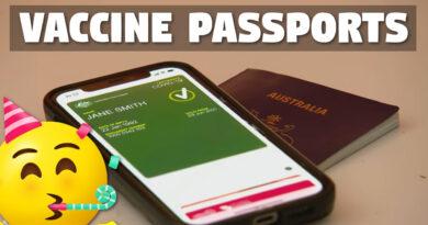 Vaccine Passports Coming Soon! Yay!